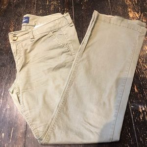 American Eagle/Green Cargo Pants /Size 10